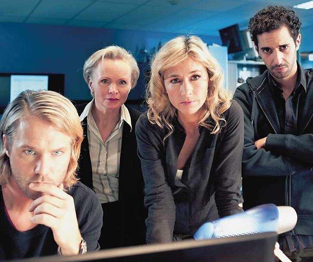 Wendy van Dijk en Renée Soutendijk in nieuwe politieserie