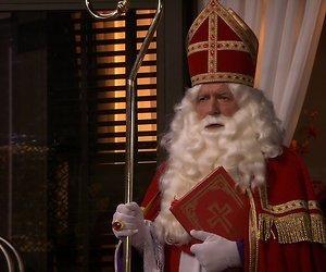 Sinterklaasrel treft Goede Tijden Slechte Tijden