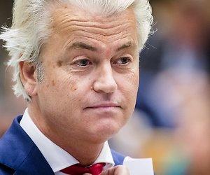 Geert Wilders te gast bij Jensen