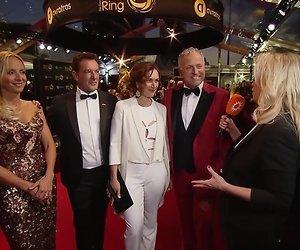 Videosnack: Bridget interviewt genomineerden Gouden Televizier-Ring Gala 2016 op de rode loper