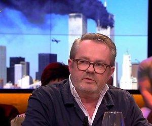 George van Houts baart opzien in Pauw met complottheorie