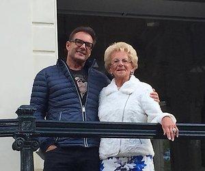 Moeder Gerard Joling getroffen door milde beroerte