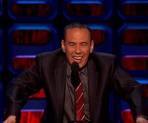 Komiek Gilbert Gottfried covert Mouth & MacNeal klassieker