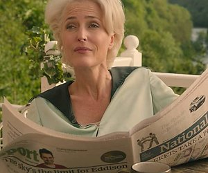 Gillian Anderson wordt Margaret Thatcher in The Crown