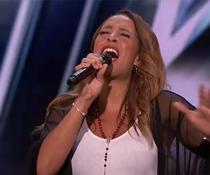 Glennis Grace doet mee aan America's Got Talent