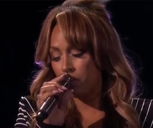 Glennis Grace zingt Run in de finale America's Got Talent