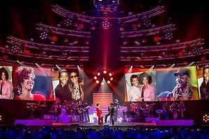 Glennis Grace zingt Whitney Houston