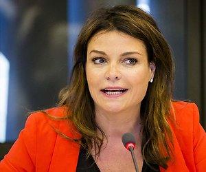 Goedele Liekens in Belgische Parlement gekozen