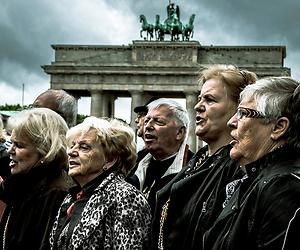 Golden Oldies zingen Duitse klassiekers