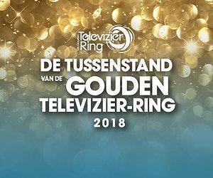 Tussenstand Gouden Televizier-Ring 2018
