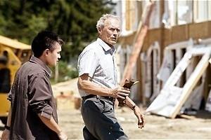 Clint Eastwood pakt autodief