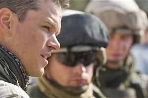Matt Damon zoekt massavernietigingswapens