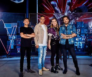De TV van gisteren: Weer podium voor The Voice of Holland