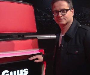 Guus Meeuwis over zijn nieuwe job bij The Voice of Holland