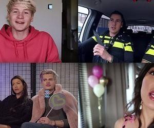Dit zijn de 100 kanshebbers voor de Televizier-Ster Online-videoserie