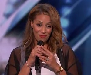 Videosnack: Glennis Grace doet auditie in America's Got Talent