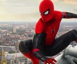 Spider-Man: Far from Home: Spidey gaat op reis