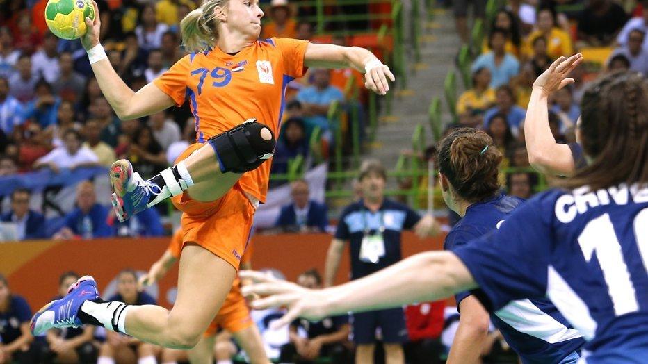 Kijktip: Handbal dames: halve finale Nederland - Frankrijk