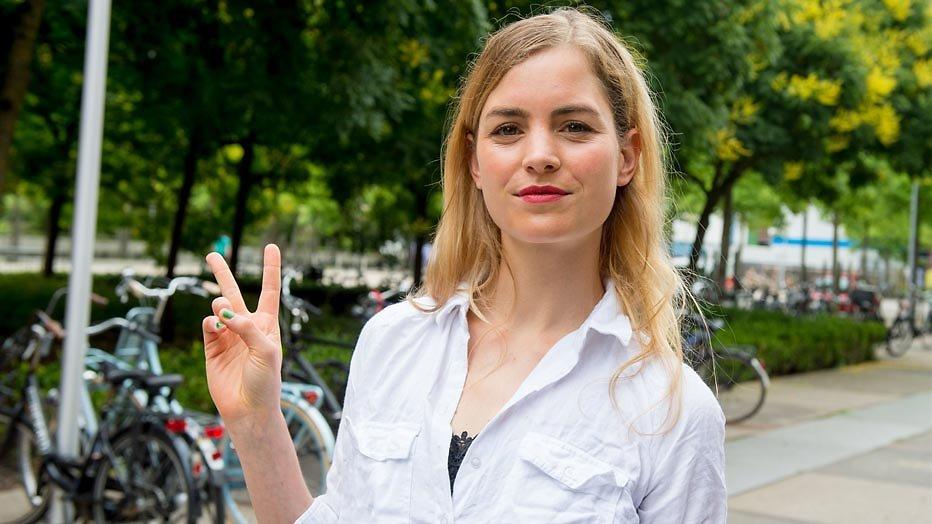 Hannah Hoekstra, Lisa Smit en Marcel Hensema hebben filmrol te pakken