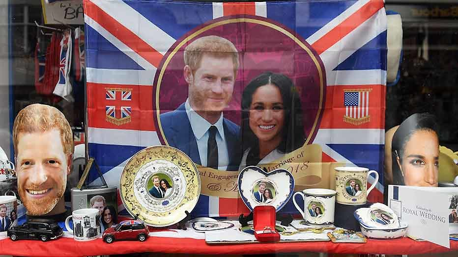 Het huwelijk live: Prins Harry zegt ja tegen Meghan