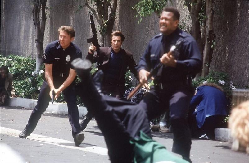 Heat: Pacino versus De Niro