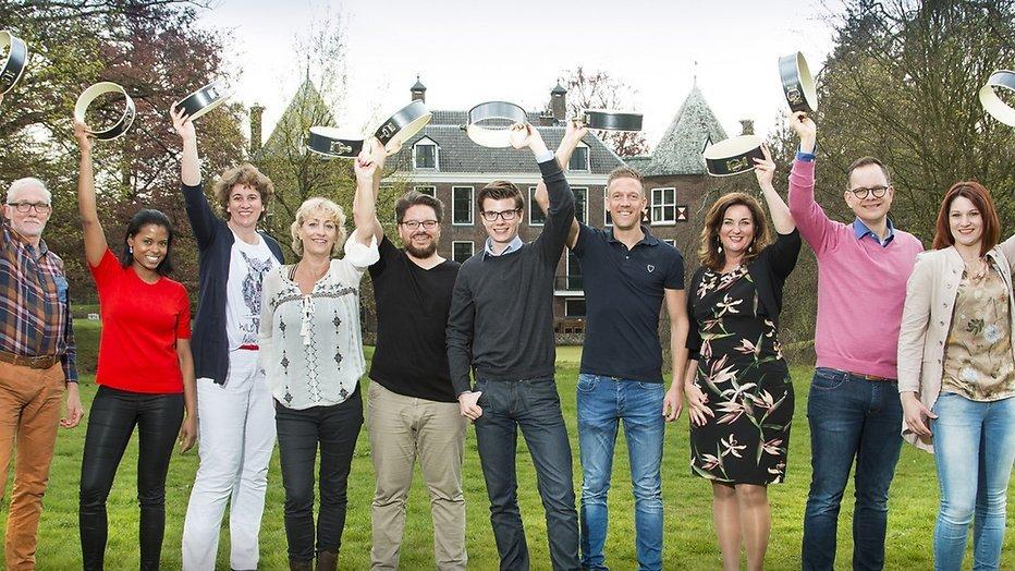 Kandidaten Heel Holland Bakt 2017 bekend