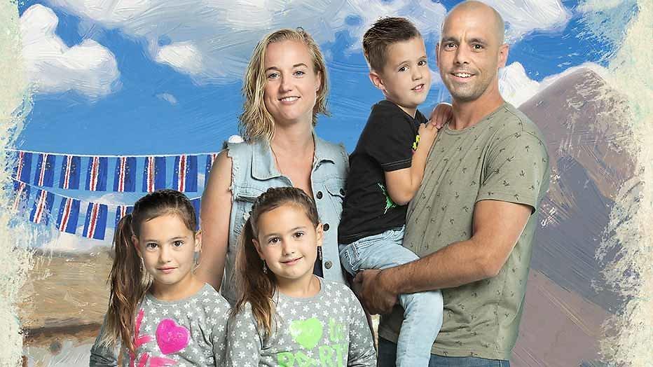 Familie Beerens over Helemaal het Einde 2