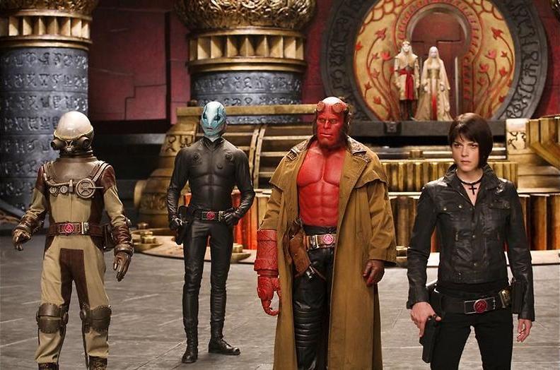 Hellboy II: Rode duivel vernietigt snode elfenprins