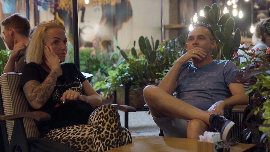 Married at first sight - Henk en Chantal