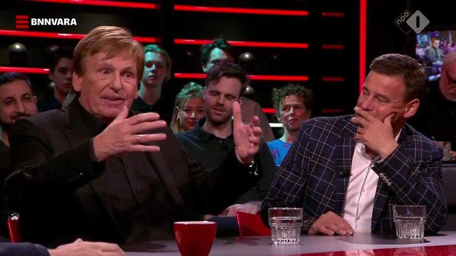 Henny Huisman onbegrepen bij DWDD