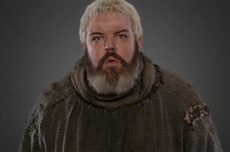 Hodor terug in Game of Thrones?
