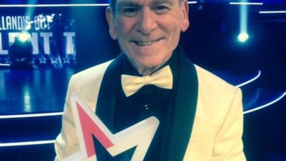 81-jarige Léon wint finale Holland's Got Talent