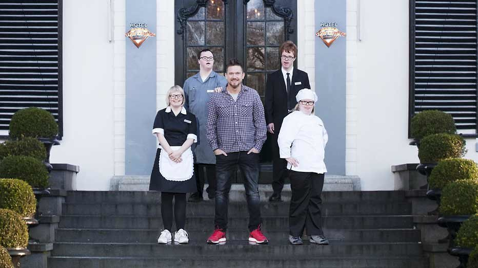 Johnny de Mol over Hotel SynDroom