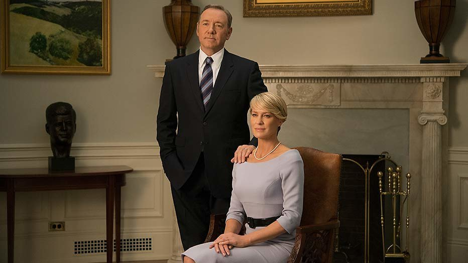 Claire Underwood staat centraal in zesde seizoen House Of Cards