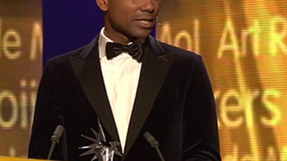 Humberto Tan wint Zilveren Televizier-Ster Man 2014