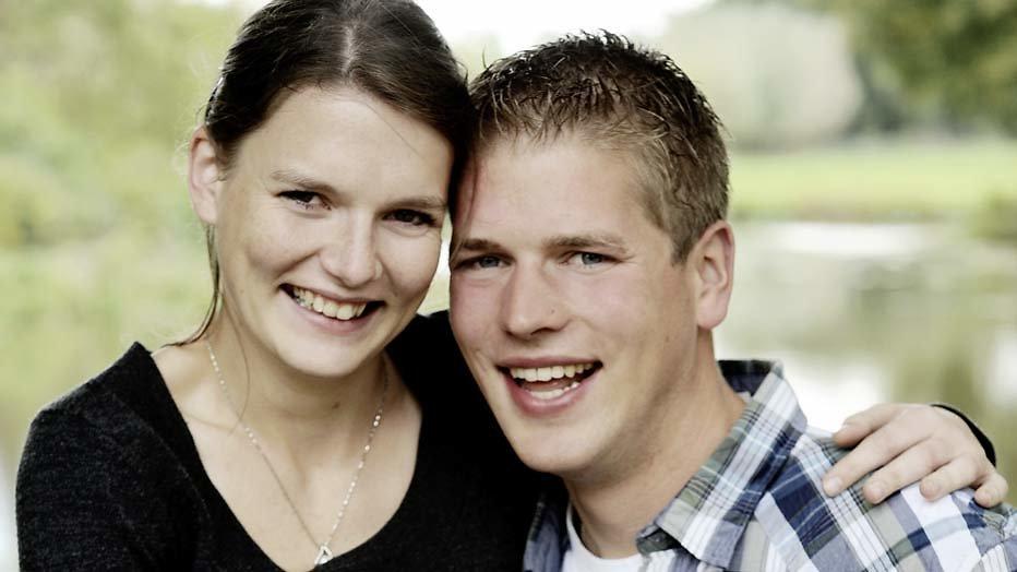 Tweede kindje voor boer Henk en Fiona