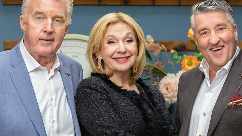 Andre van Duin, Jenny van der Heijden en Robert van Beckhoven