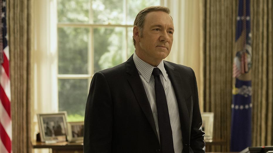 House of Cards genomineerd voor Emmy Awards