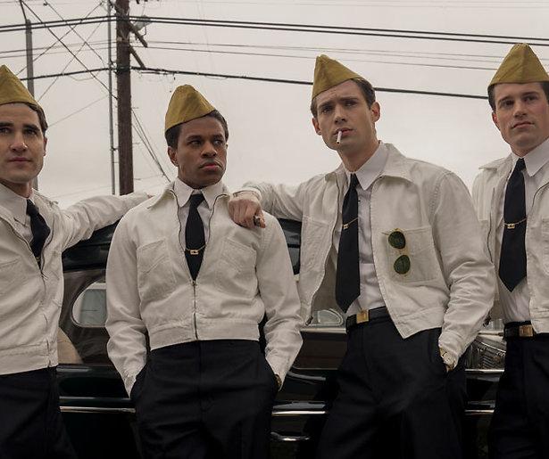 Hollywood: Scheve tijden in filmwalhallanu op Netflix