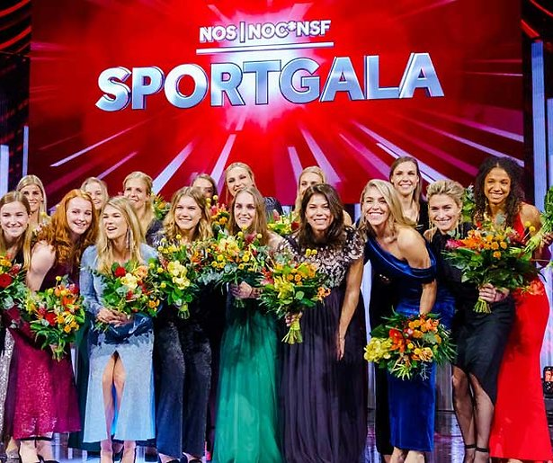 NOS en NOC*NSF verzetten Sportgala naar 2021