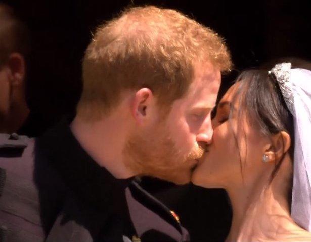 Nederland geniet van koninklijk huwelijk Harry en Meghan