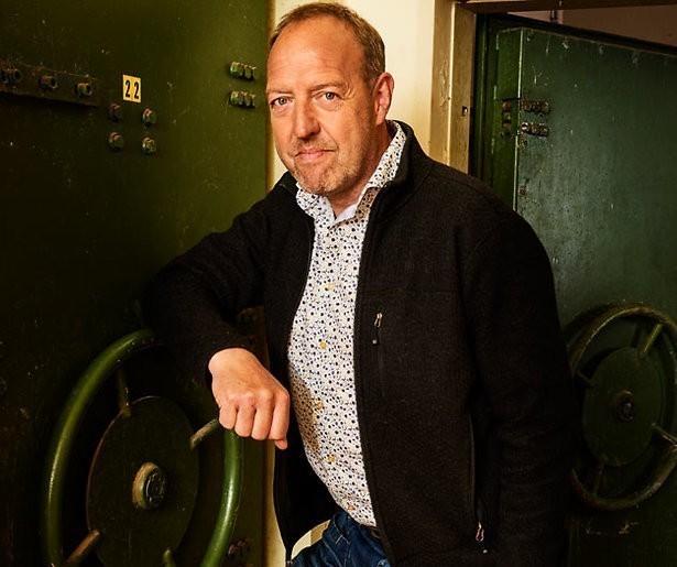 Harry Piekema aan de slag als voice-over bij SBS