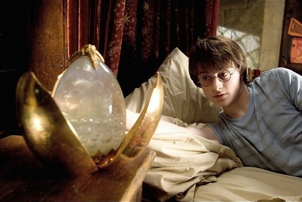 Harry Potter and the Goblet and the Goblet of Fire: Vuurbeker selecteert Harry Potter