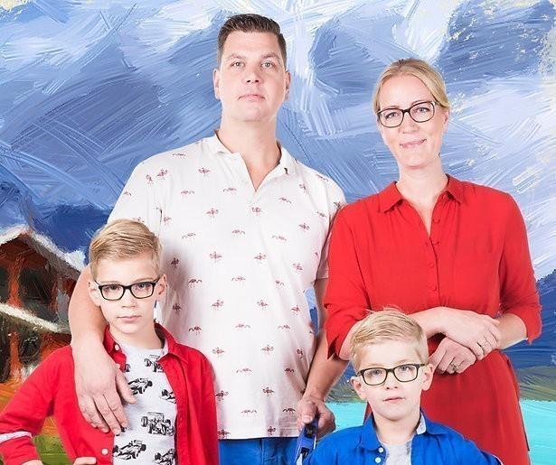 De familie Pos krijgt een eigen programma op RTL 4