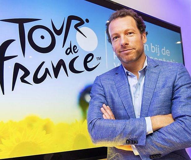 Herman van der Zandt verliet Tour vroegtijdig vanwege corona quarantaine