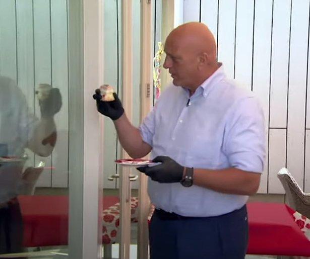 Videosnack: Herman den Blijker verrast de 102-jarige Beppie