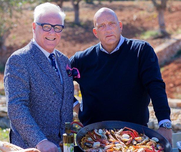 Dit zijn de winnaars van Herman's Pop-Up Restaurant