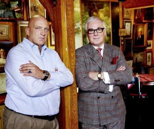 Herman den Blijker weer samen met Reimpie in Herrie In Hotel Spaander