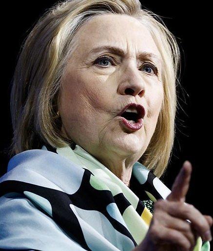 Hillary Clinton werkt aan serie met Steven Spielberg