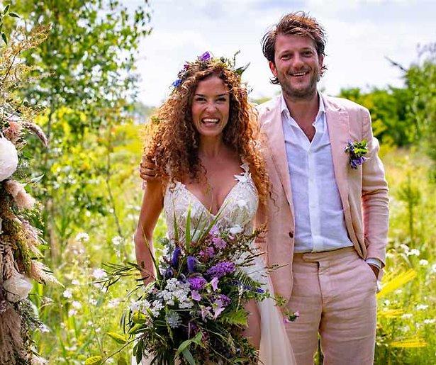Dit is het huwelijkslied van Katja Schuurman en Freek